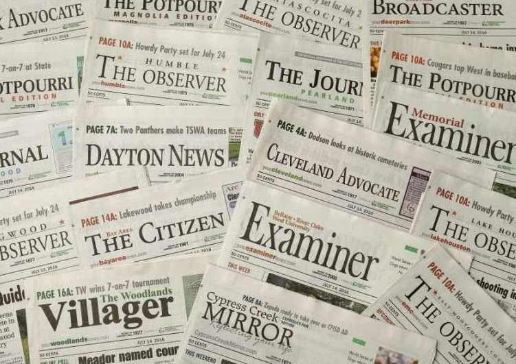 Texas Newspaper Properties Careers  Jobs